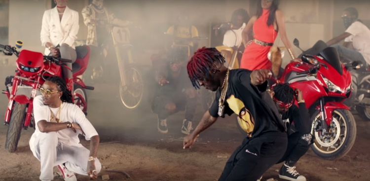 Video: Migos ft. Lil Uzi Vert - Bad And Boujee