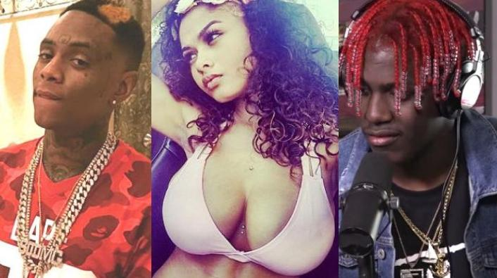 Lil Yachty and Soulja Boy Beefing Over India Love
