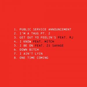 YG - Red Friday (Mixtape)