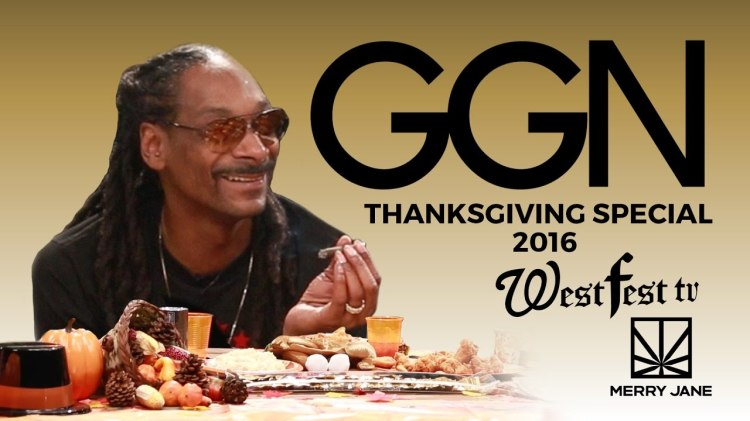 Snoop Dogg's GGN News Thanksgiving Special 2016 (Video)