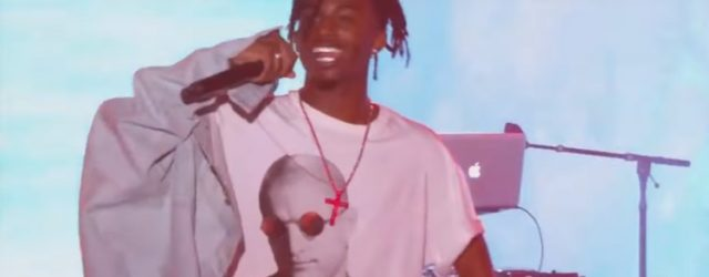 Playboi Carti Performs 'Magnolia' On Jimmy Kimmel Live! (Video)