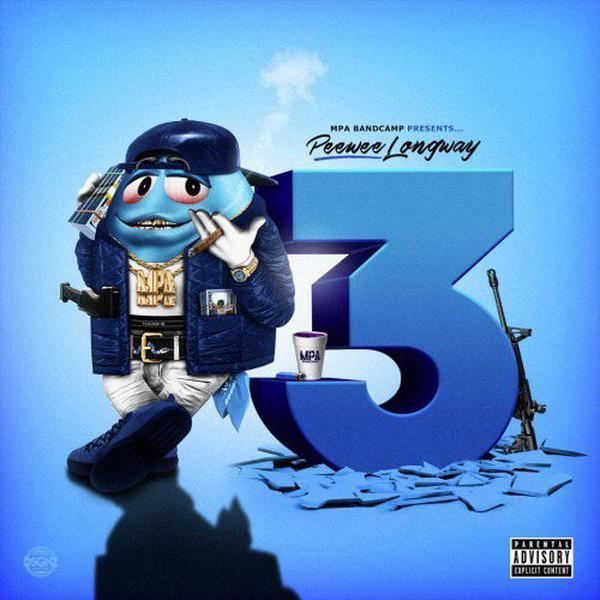 "PeeWee Longway recruits PARTYNEXTDOOR for a new collaboration titled ""His Name Cassius."" This is off of Longway's new mixtape, ""The Blue M&M 3."""