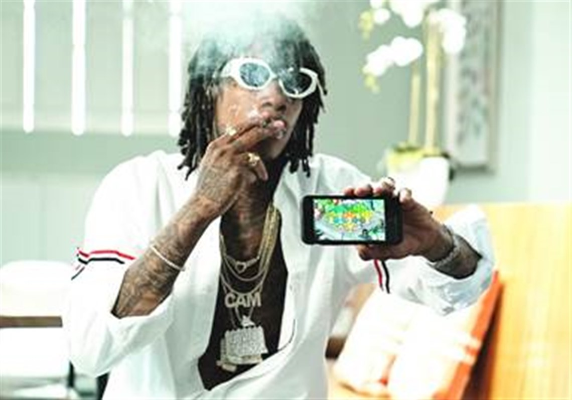 Wiz Khalifa Fronting New Digital Weed Show