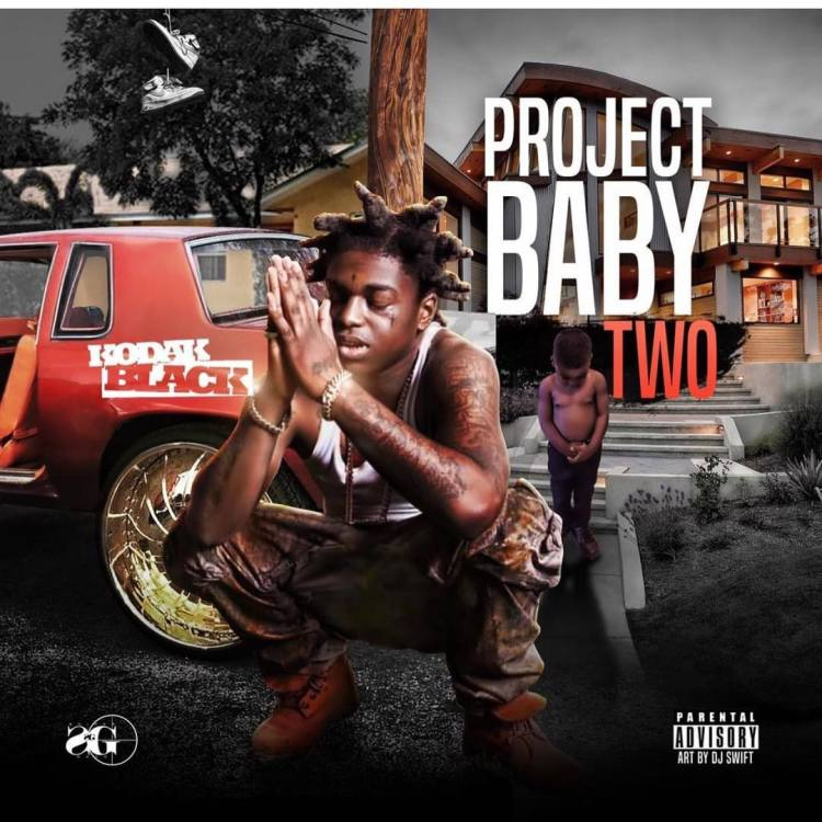 "Stream Kodak Black's ""Project Baby 2"" Project"
