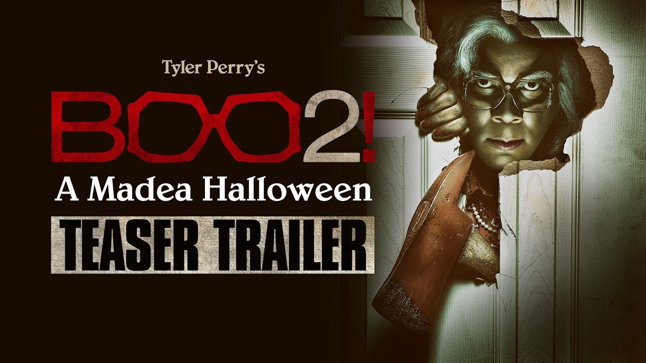 Sneak Peek at Tyler Perry's Boo! Two