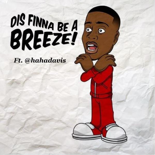 Snoop Dogg Ft. HaHa Davis - Dis Finna Be A Breeze