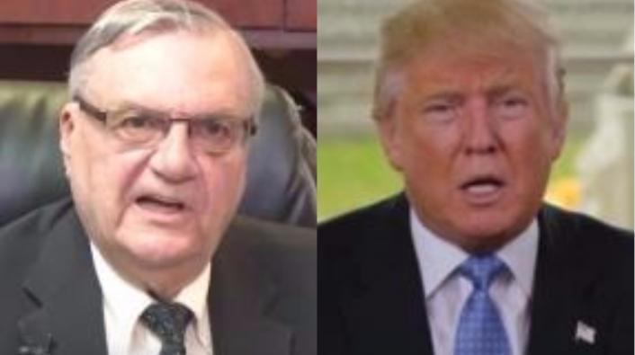 Trump Pardons Anti-Immigrant Sheriff Joe Arpaio