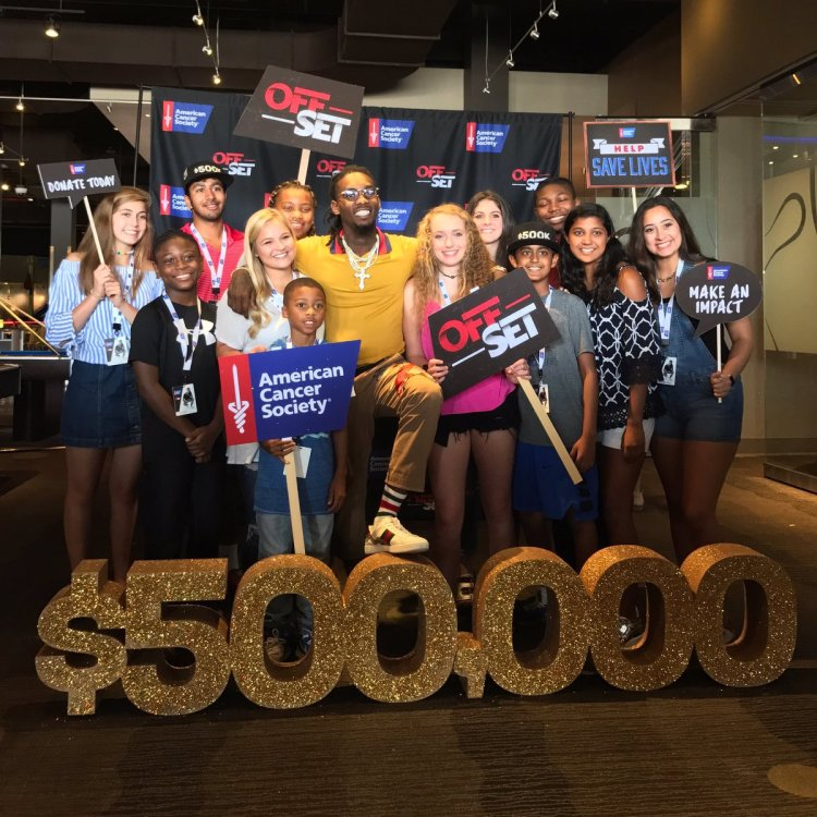 Migos' Offset Launches $500K Fundraiser For The American Cancer Society To Honor His Late Grandmother