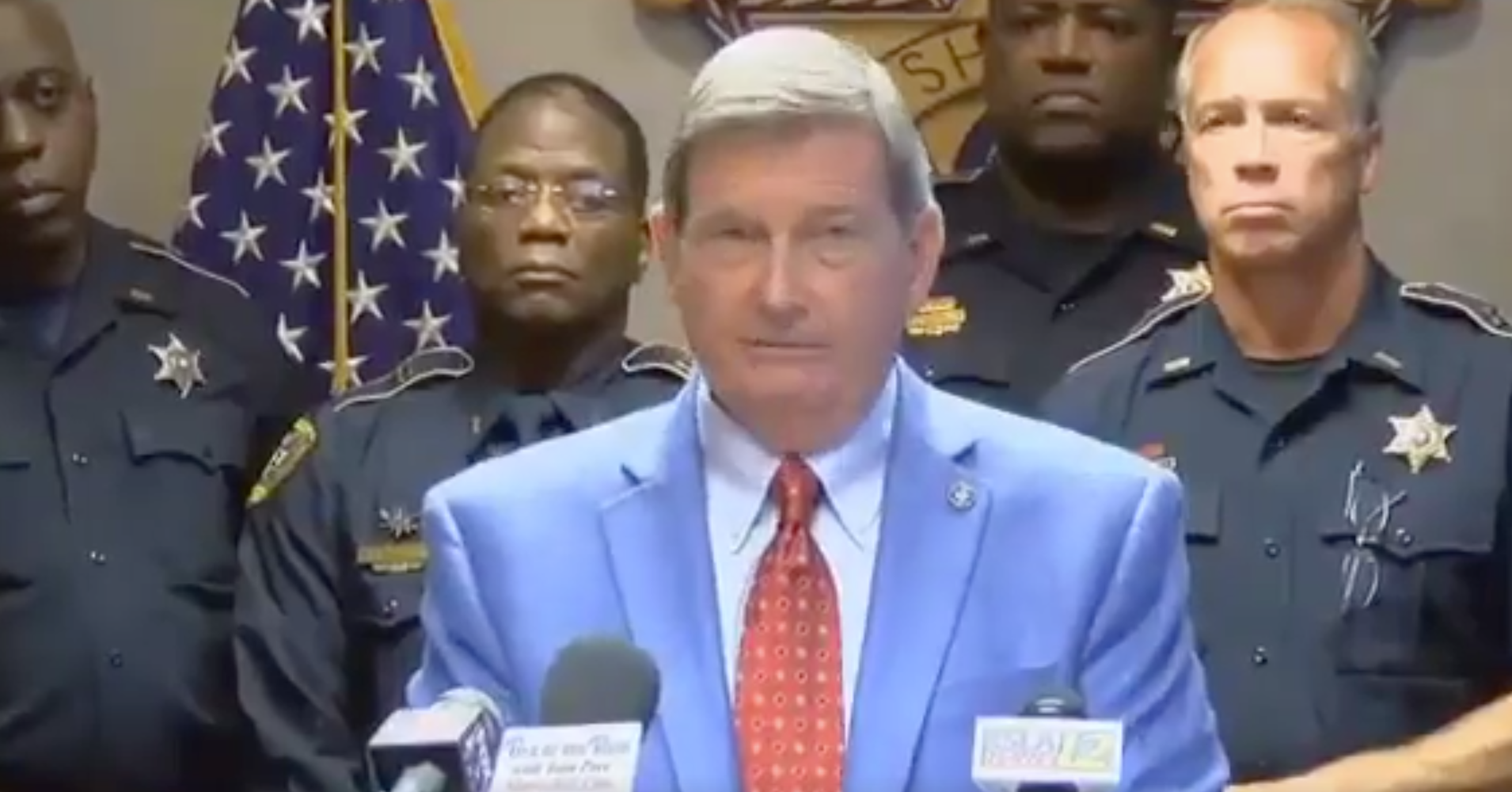"Louisiana Sheriff Wants to Keep ""Good"" Men in Prison So He Can Get Free Labor"