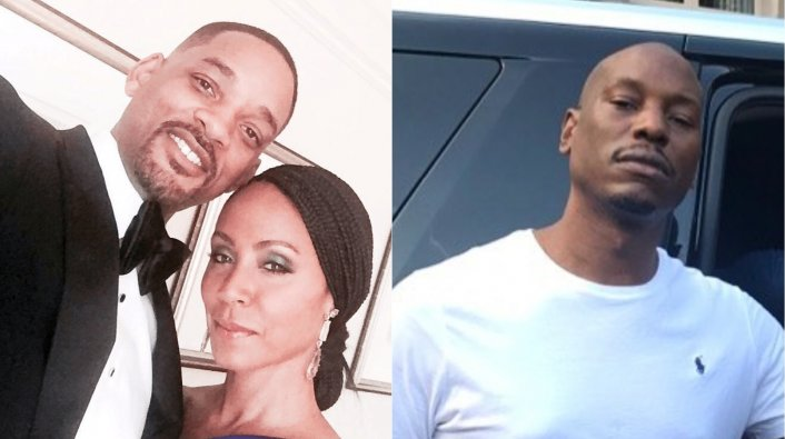 Will and Jada Pinkett Smith Deny Gifting Tyrese with $5 Million