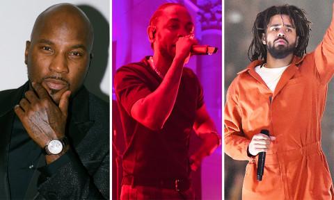 Jeezy Speaks on Getting Kendrick Lamar and J.Cole on 'American Dream'