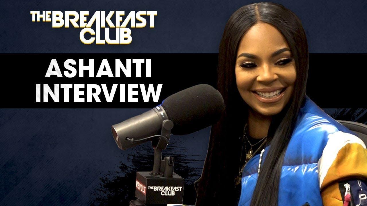 Ashanti Talks Beef by Association, + more on The Breakfast Club